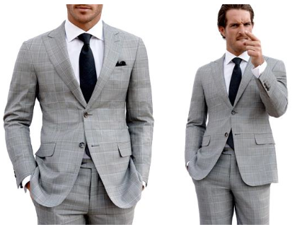 How a Suit Should Fit - Jerry Ryan Clothing & Sportswear